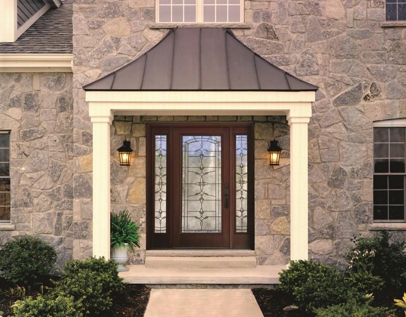 Double Entry Doors Lowes Premium Fiberglass Entry DoorsEntry